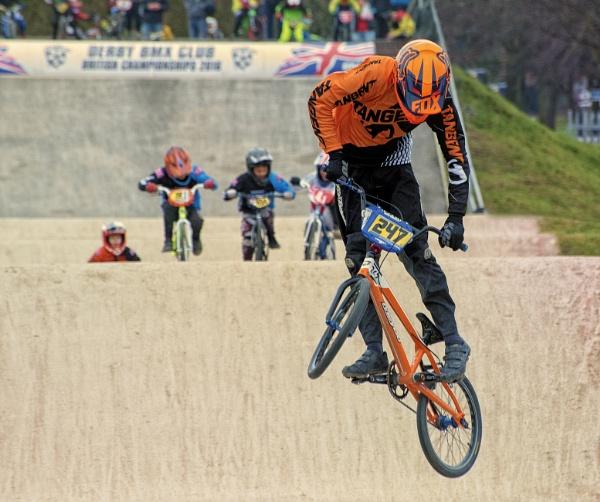 Jumping bikes by Gavin_Duxbury