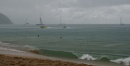 Caribbean rain by raywalker