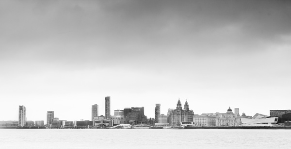 Liverpool in Mono by char3105