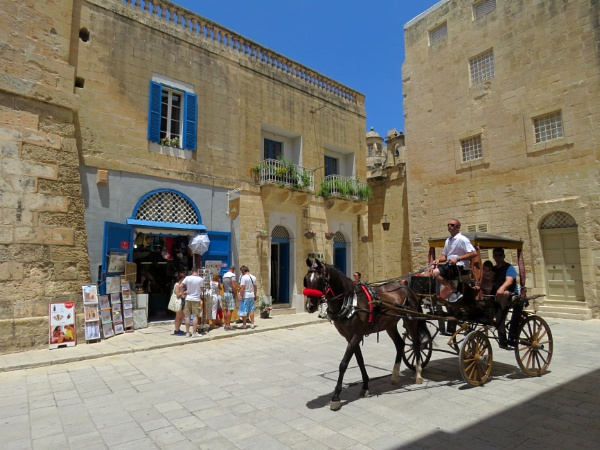 Mdina (The silent city) Malta by reme