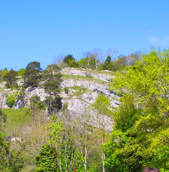 Quarry view by ddolfelin