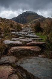 Footpath to Cwm Idwal