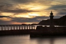 Whitby Pier by Trevhas