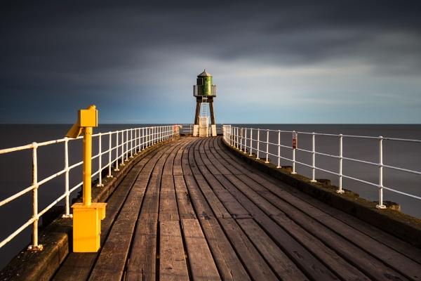 Pier End by Trevhas
