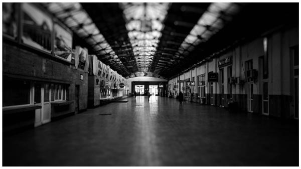 Nord. Gara de Nord. by PsyFactor