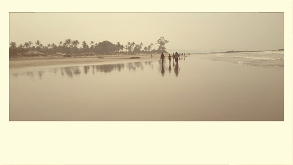 Morgim, Goa by LinBrennan