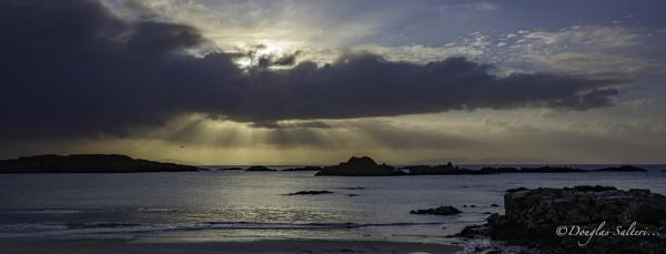 Uisken Sunburst... by Scottishlandscapes