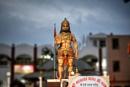 All Mighty God Hanuman ji by Bantu