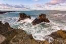 Stormy seas by PMWilliams