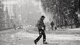 Photo : Winter in the city XXVI