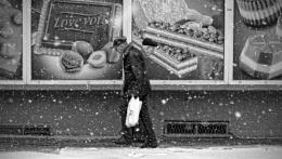 Winter in the city XXVII