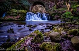 Arbirlot Falls