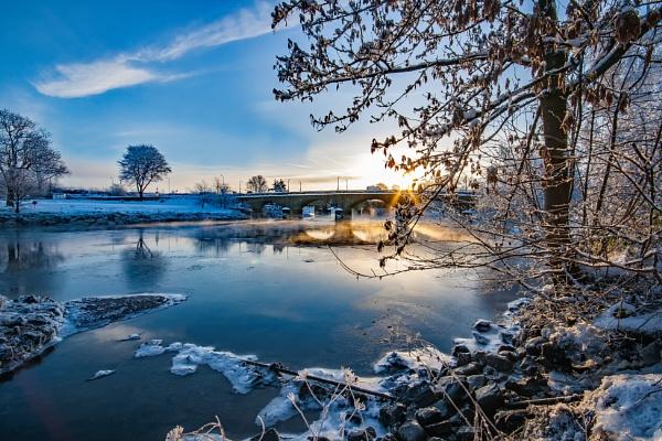 Stirling bridge by Jedross