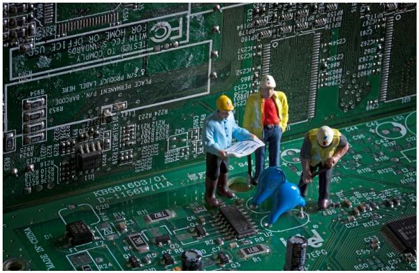 Computer Repair by BigAlKabMan
