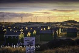 Fisherman's huts southgare