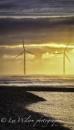 turbine sunrise southgare uk by Lee100