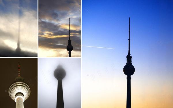 Berlin Fernsehturm by FotoDen