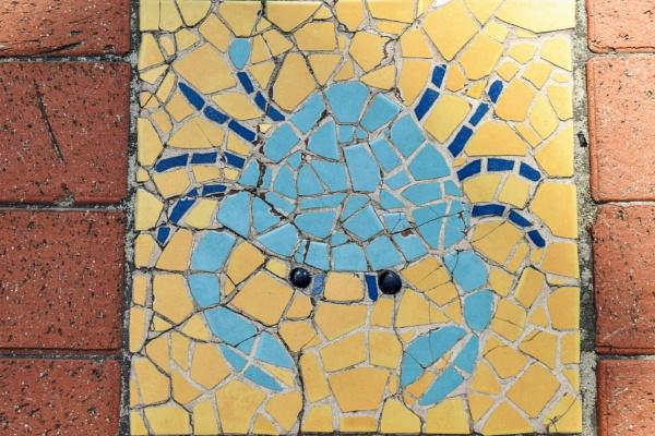 Mandurah Mosaics by geoffgt