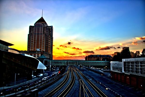 Sunset by PortraitDesigns