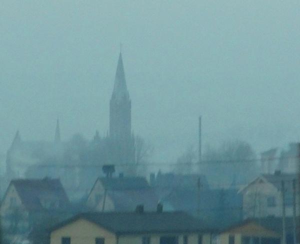 In blue fog by SauliusR