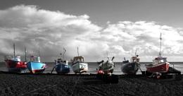 Beer Beach Devon