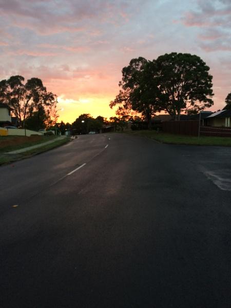 Summer Sunrise by RalphL