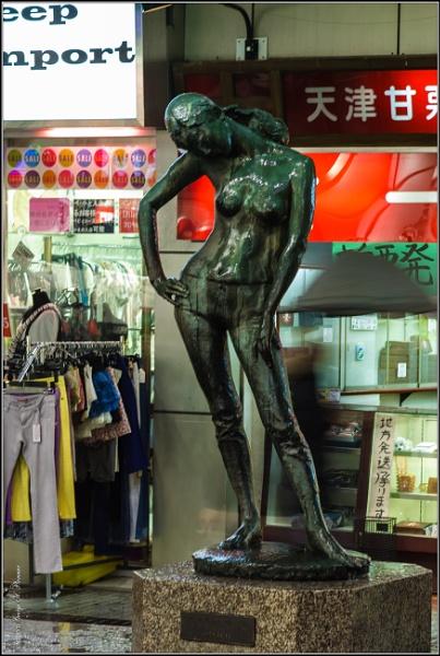 The Maid of  Isezakicho