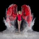 Red Angel by pentony