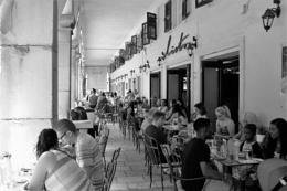 Corfu Street Cafe