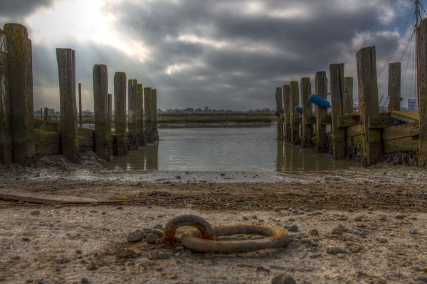 Southwold Slipway by Nigel61
