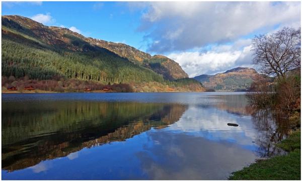 "\""Loch Lubnaig\"" by RonnieAG"