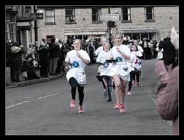 My England - Olney Pancake Race