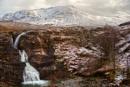 Waterfall at Glencoe by Irishkate