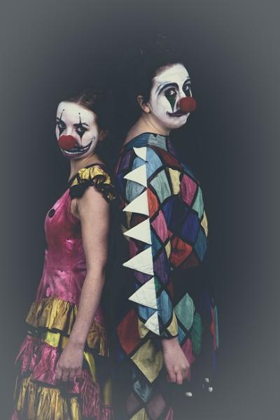 Sad Clowns by rich0077
