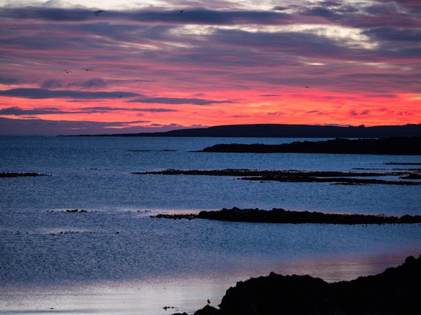 Sunrise over Copeland by cats_123