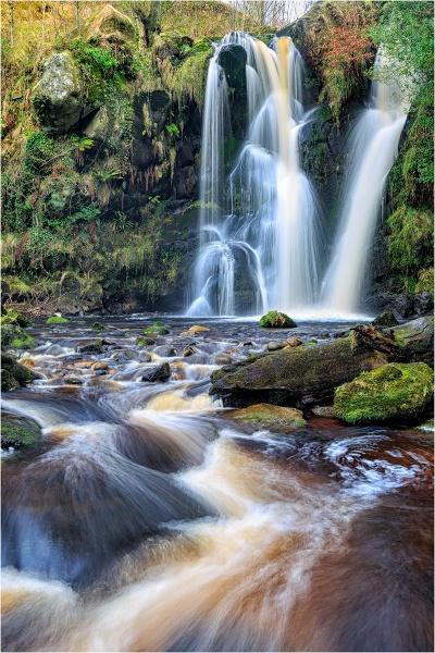Posforth Waterfall by Philpot