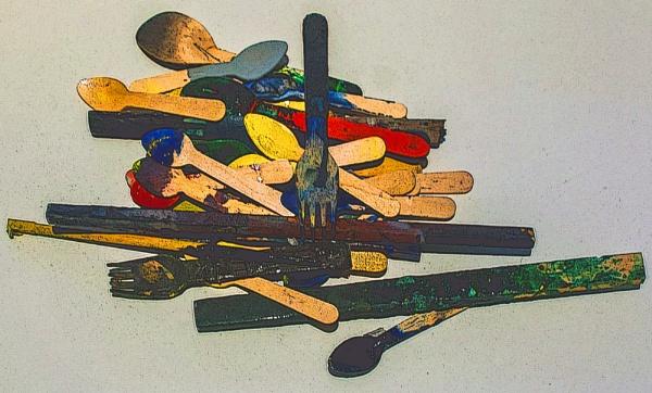 artist paraphernalia by RichardNiglas