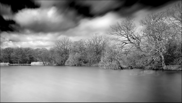 Connaught Water Long Exposure by Les_Cornwell