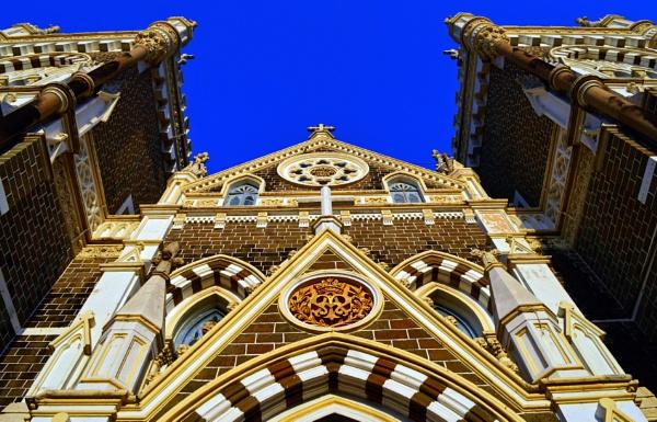 The church symmetry by kingmukherjee