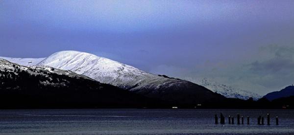 Loch Lomond by Janetdinah