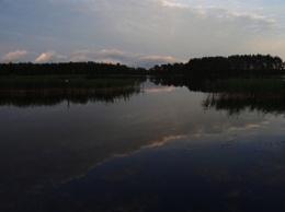 Evening Mirror
