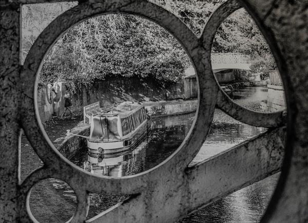 Through the Round Window by CrustyPics