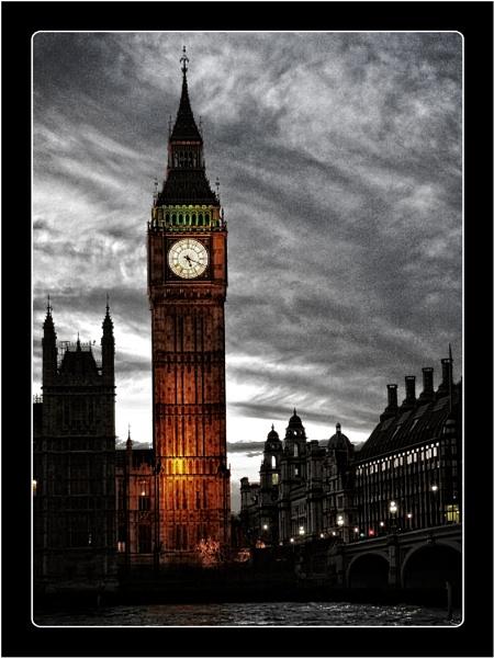 Big Ben by dven