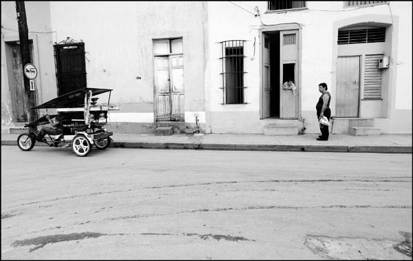 Cuba street life by kitsch
