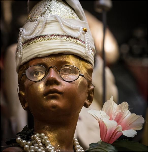 Golden Boy by KingBee