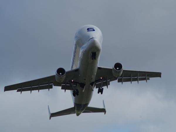 Airbus Beluga Take Off by Kako