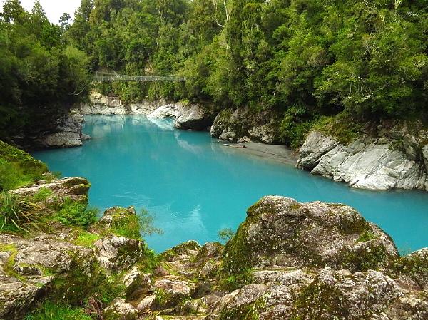 Hokitika Gorge 7 by DevilsAdvocate