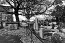 Churchyard by jrpics
