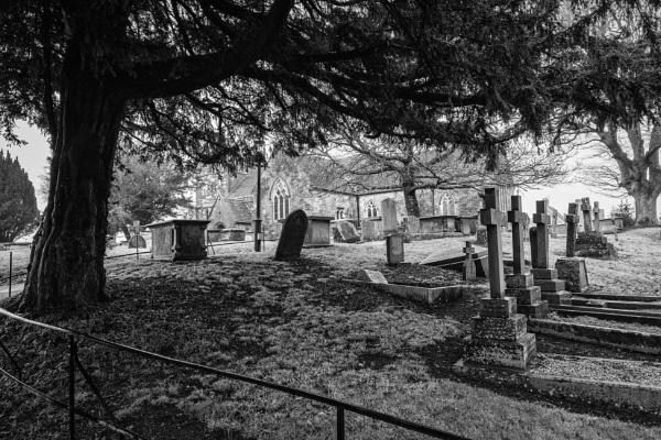 Churchyard 2 by Johnpics