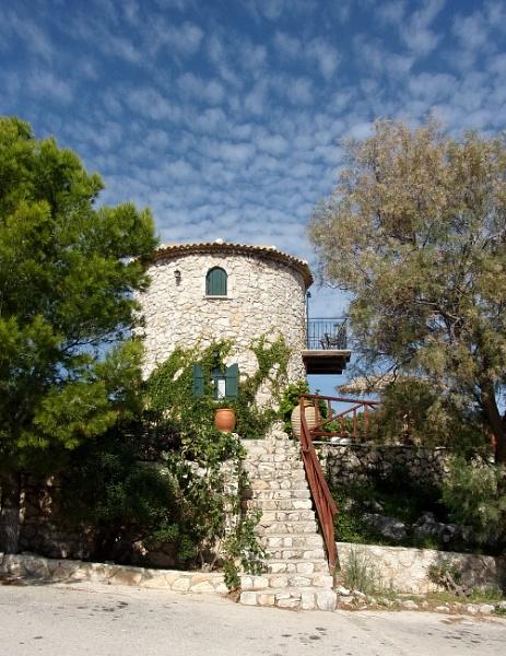 Mill on Zakynthos by TonyDy